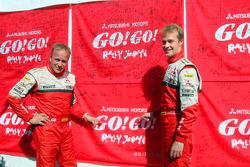 Risto Pietilainen and Harri Rovanpera