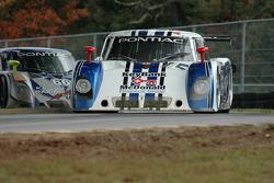 #15 CB Motorsports Pontiac Riley: Chris Bingham, Hugo Guénette, Terry Borcheller, #66 Krohn Racing/ TRG Pontiac Riley: Jorg Bergmeister, Max Papis