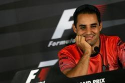 Thursday FIA press conference: Juan Pablo Montoya