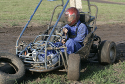 Subaru WRX experience: Cristiano da Matta tries the quad