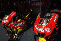 Fortuna Racing pitbox