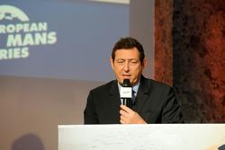 Gerard Neveu, Head of WEC