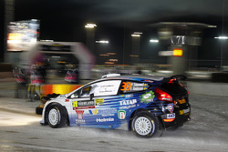Pontus Tidemand and Emil Axelsson, Ford Fiesta R5