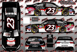 Maxim to sponsor BK Racing, JJ Yeley