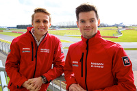 Max Chilton and Alex Buncombe