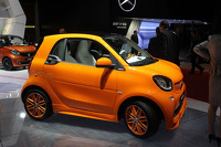 Smart Brabus Fortwo