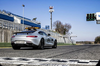 Mercedes AMG safety and medical cars unveil