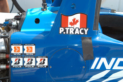 Paul Tracy's score for 2005