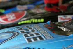 Detail of Kasey Kahne's car