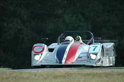 #7 BAT Competition Lola B2K/40 Nissan: Mike Johnson, Bob Woodman, Georges Forgeois