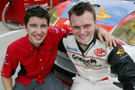 Mike Rockenfeller and Marc Lieb