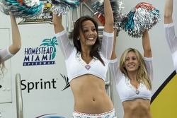 Lovely cheerleaders