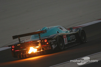 #9 Vitaphone Racing Team Maserati MC-12 GT1: Michael Bartels, Timo Scheider