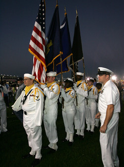 Marines on duty
