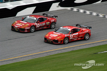 Mastercar squad take the checkered flag