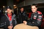 Jeff Gordon and Christijan Albers