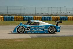#02 Chip Ganassi Racing with Felix Sabates Lexus Riley