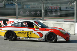 #81 Synergy Racing Porsche GT3 Cup: Will Nonnamaker, Craig Stanton
