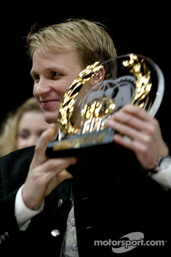 FIA World Rally Championship second place Petter Solberg