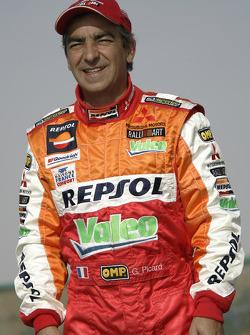 Team Repsol Mitsubishi Ralliart: Gilles Picard