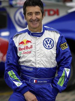Volkswagen Motorsport: Bruno Saby