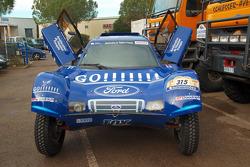 Team Gauloises Schlesser: the Schlesser-Ford Buggy