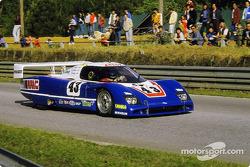 #43 WM Peugeot WM P83B Peugeot: Roger Dorchy, Jean-Claude Andruet, Claude Haldi