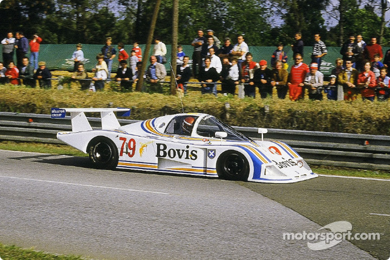 #79 Ecurie Ecosse Ecosse C285 Ford: Ray Mallock, David Leslie, Mike Wilds
