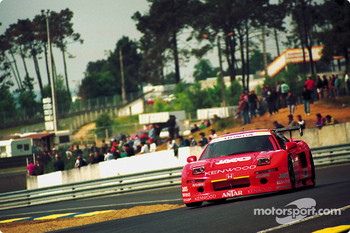 #47 Honda NSX 95T : Armin Hahne, Bertrand Gachot, Ivan Capelli