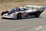 #67 Busby Racing Porsche 962: Bob Wollek