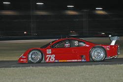 #78 Doran Racing Ford Doran: B.J. Zacharias, Harrison Brix, Forest Barber, Michel Jourdain, Terry Borcheller