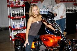 Lisa Breeden, contestant for Ms. Motorsports 2006