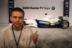 Bravo Sport meets BMW Sauber F1 team