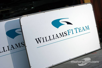 Williams garage area