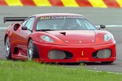 The Risi Competizione Ferrari