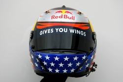 Helmet of Scott Speed