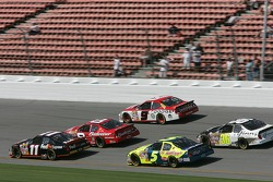 Kasey Kahne, Dale Earnhardt Jr., Denny Hamlin, Kyle Busch and Bill Elliott