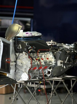 Red Bull Racing Ferrari engine