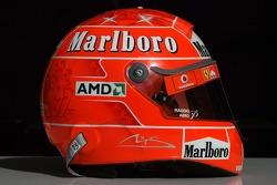 Helmet of Michael Schumacher