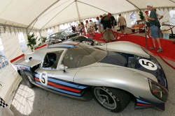 The Gallery of Legends at Sebring