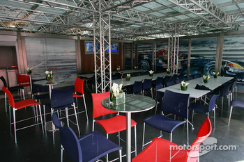Inside the Red Bull Energy Station