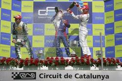 Ernesto Viso 1st, Nelson A. Piquet 2nd, Alexandre Premat 3rd
