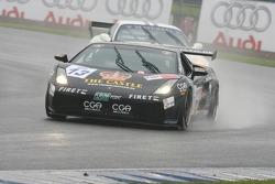 #13 Reiter Engineering Lamborghini Gallardo GT3: Vittorio Zobili, Thurnundtaxis