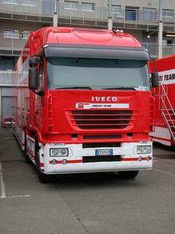Team Ducati Corse Truck