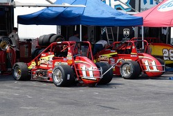 Walker-Guiducci Racing Beasts, driven by Dave Steele and Dave Darland