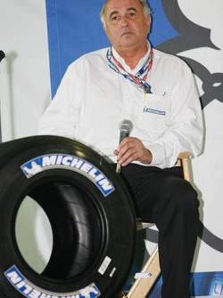 Michelin press conference: Frederic Henry Biabaud