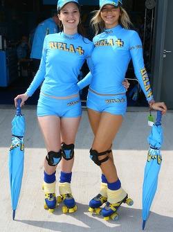 Suzuki girls