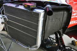 Midland MF1 Racing radiator detail