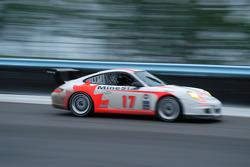 #17 SAMAX Porsche GT3 Cup: Greg Wilkins, Dave Lacey, Mark Wilkins