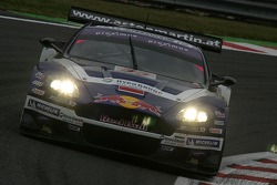 #33 Race Alliance Motorsport Aston Martin DBR9: Karl Wendlinger, Philipp Peter, Christophe Bouchut, Robert Lechner